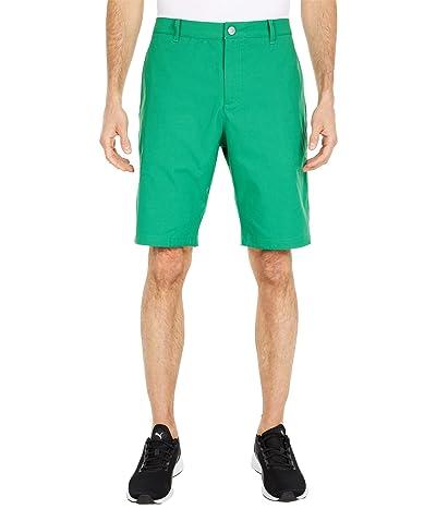 PUMA Golf Jackpot Shorts (Amazon Green) Men