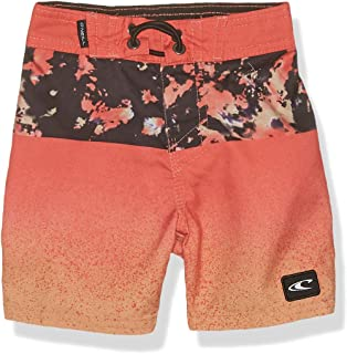 Duoxibeier Kids Boys Quick Dry Sun Protection Compression Jammer Colorblock Swim Trunks