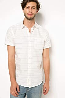 DeFacto Kısa Kollu Oxford Gömlek