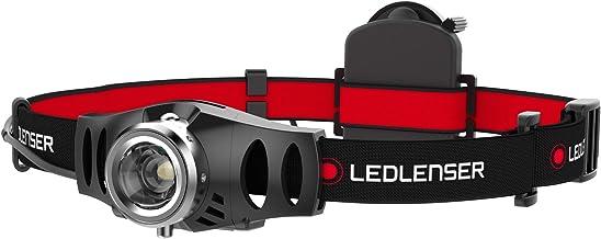 Ledlenser H3.2 Hoofdlamp, hoogwaardige, lichte led-allround hoofdlamp, werkt op batterijen, tot 60 uur looptijd, 120 lumen