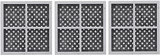 NISPIRA Refrigerator Air Filter Compatible with LG LT120F ADQ73214404, 3 Filters