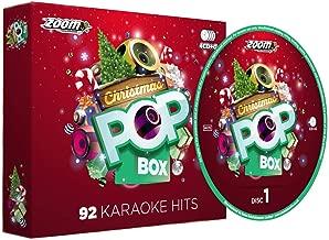 Zoom Karaoke Christmas Pop Box