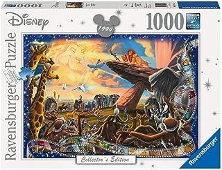 Walt Disney 19747 Disney Collector's Edition Lion King 1000 Piece Jigsaw Pussel