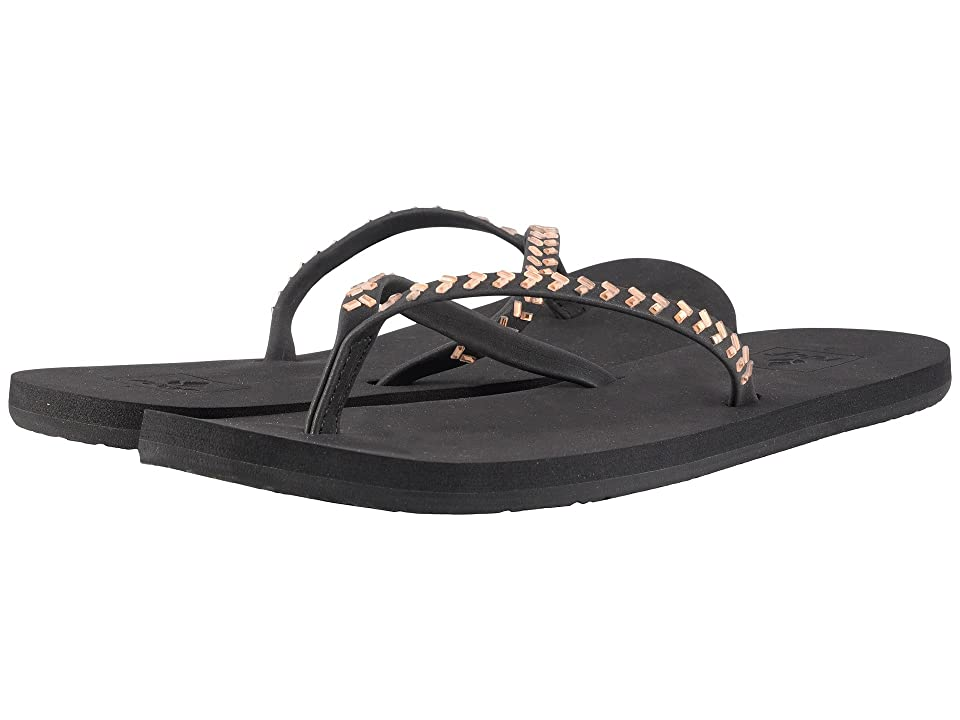 Reef Bliss Embellish (Black/Bronze) Women