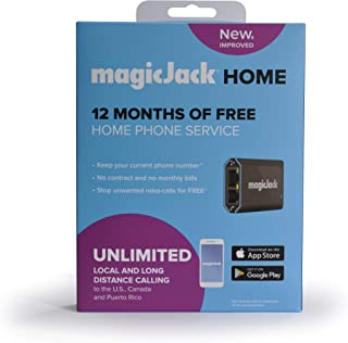 magicjack free calls to canada