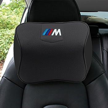 AniFM 2 pcs Si/ège De Voiture Gap Filler Espace Pad Artificiel en Cuir PU pour BMW E46 E39 E90 E60 F20 F21 F22 F30 F33 X1 X2 X3 X4 X5 X6 M3 M4 M1 M2 Accessoires int/érieurs