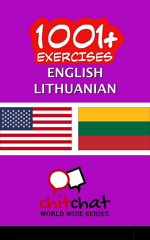 豊かなマルクス主義者花瓶1001+ Exercises English - Lithuanian (English Edition)