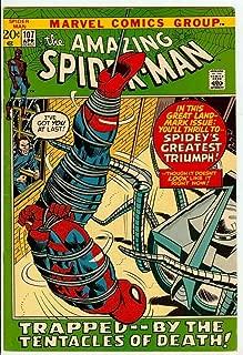 AMAZING SPIDER-MAN #107 8.0