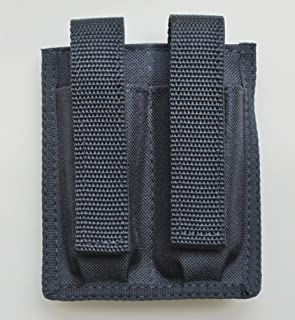 Double Magazine Pouch for Ruger LC9, LC9s, EC9s & LC380 - Standard Magazines