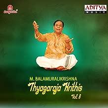 Thyagaraja Krithis - M. Balamuralikrishna, Vol. 8
