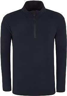 Exuma HalflZip Fleece Jacket Sweatshirt Erkek