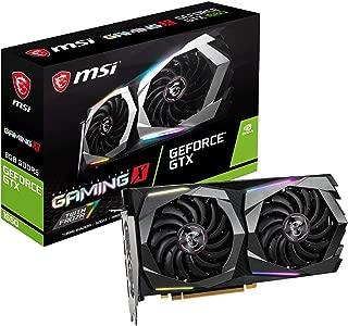 MSI GeForce GTX 1660 GAMING X 6G グラフィックスカード [国内正規流通品]
