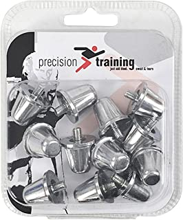 Precision Training Rugby Union Footwear Accessory Screw In Alloy Shoe Studs 18mm