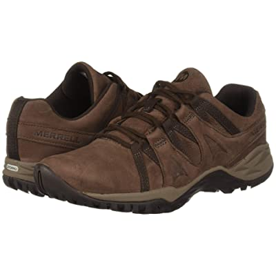 Merrell Siren Guided Leather Q2 (Espresso) Women