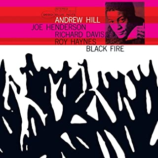 Black Fire (Blue Note Tone Poet Series)