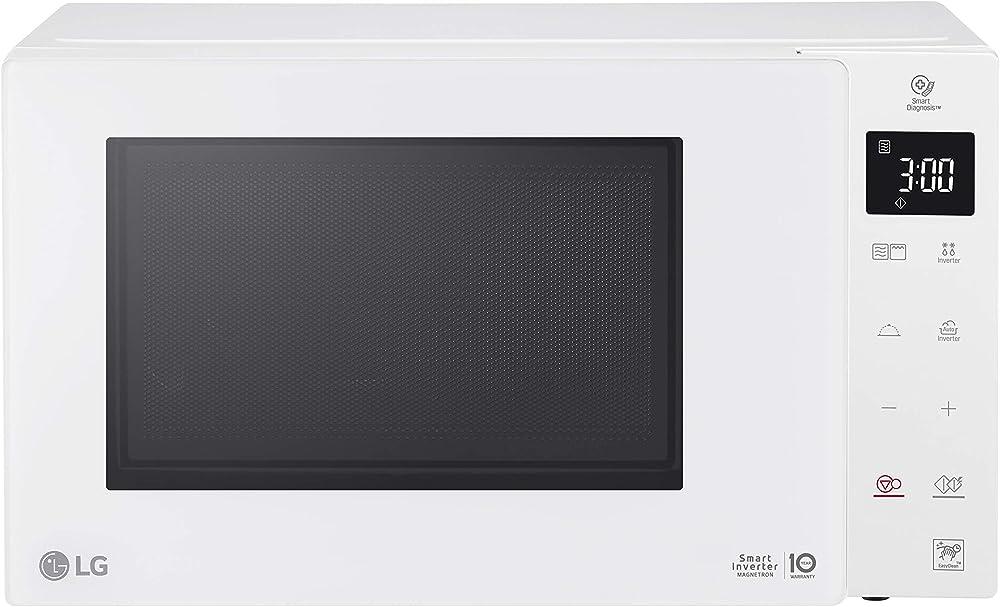 Lg forno microonde smart inverter con grill al quarzo 25 litri programmi automatici cottura a vapore MH6535GDH
