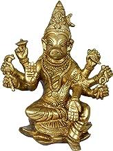 Eight Armed Goddess Varahi - Brass Statue
