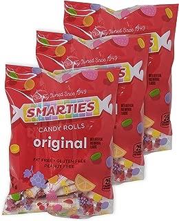 Smarties Original: 5 oz (141 g) Bag (3 Pack)