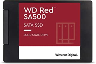Western Digital SSD 500GB WD Red SA500 NAS 2.5インチ 内蔵SSD WDS500G1R0A-EC 【国内正規代理店品】