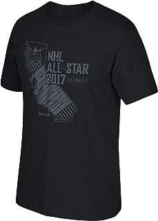 NHL Men's Cali Stick Short Sleeve Tee