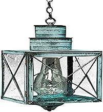 product image for Brass Traditions 212 SXDB Large Hanging Lantern 200 Series, Dark Brass Finish 200 Series Hanging Lantern