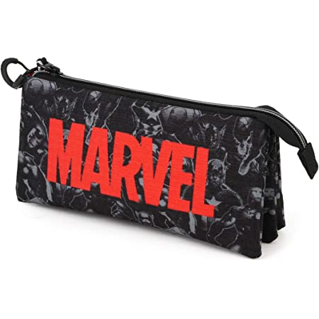 Marvel Timely-Estuche Portatodo Triple HS