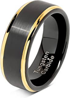 Best black gold rings for her Reviews
