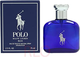 POLO BLUE Eau De Toilette vaporizador 75 ml: Amazon.es: Belleza