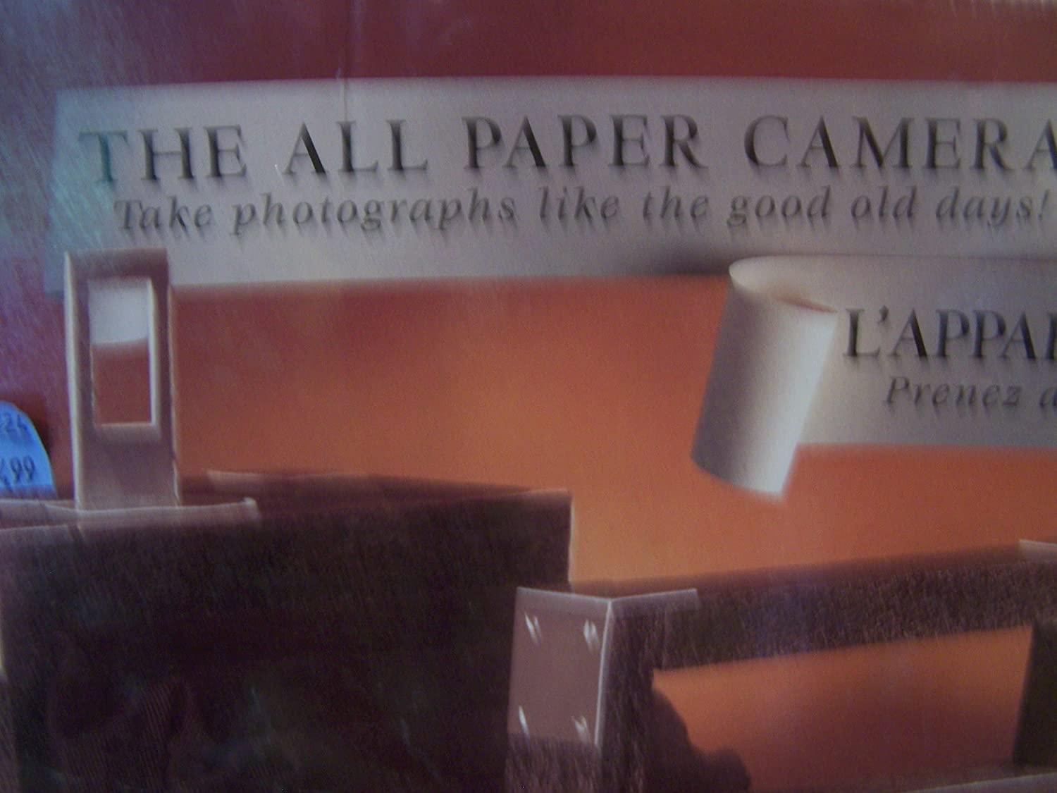 Sale price Built Ranking TOP8 Art Collection The Camera Paper All