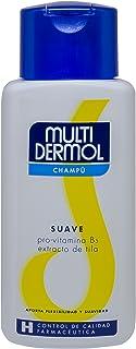 Multidermol Champú - Vitamina B5 - Extracto de Tila - Aporta Flexibilidad y Suavidad - 400 ml
