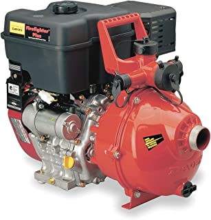 Fire Fighting Pump, 10 HP, B&S, Aluminum