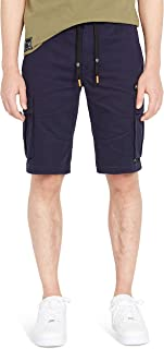 Avirex Men's Drawcord Cargo Shorts