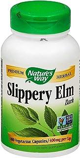 Nature's Way Nature's Way Slippery Elm Bark, 100 Count