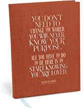 Elizabeth Gilbert for Emily McDowell & Friends You Are Loved Journal