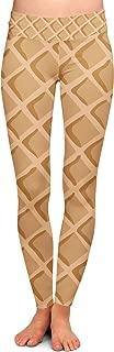 ice cream cone leggings