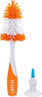 Munchkin LATCH Deluxe Bottle and Valve Brush