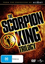 The Scorpion King/The Scorpion King 2 - Rise of a Warrior/The... (DVD)
