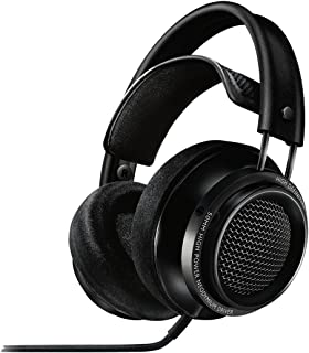 Philips X2/27 Fidelio Over Ear Headphone, Black (Discontinued by Manufacturer)