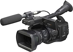Sony Sony PMW-EX1R XDCAM EX Full HD Camcorder without SxS Card, 1920x1080 Resolution, Wide Angle 14x Fujinon Lens, 1.23MP Viewfinder