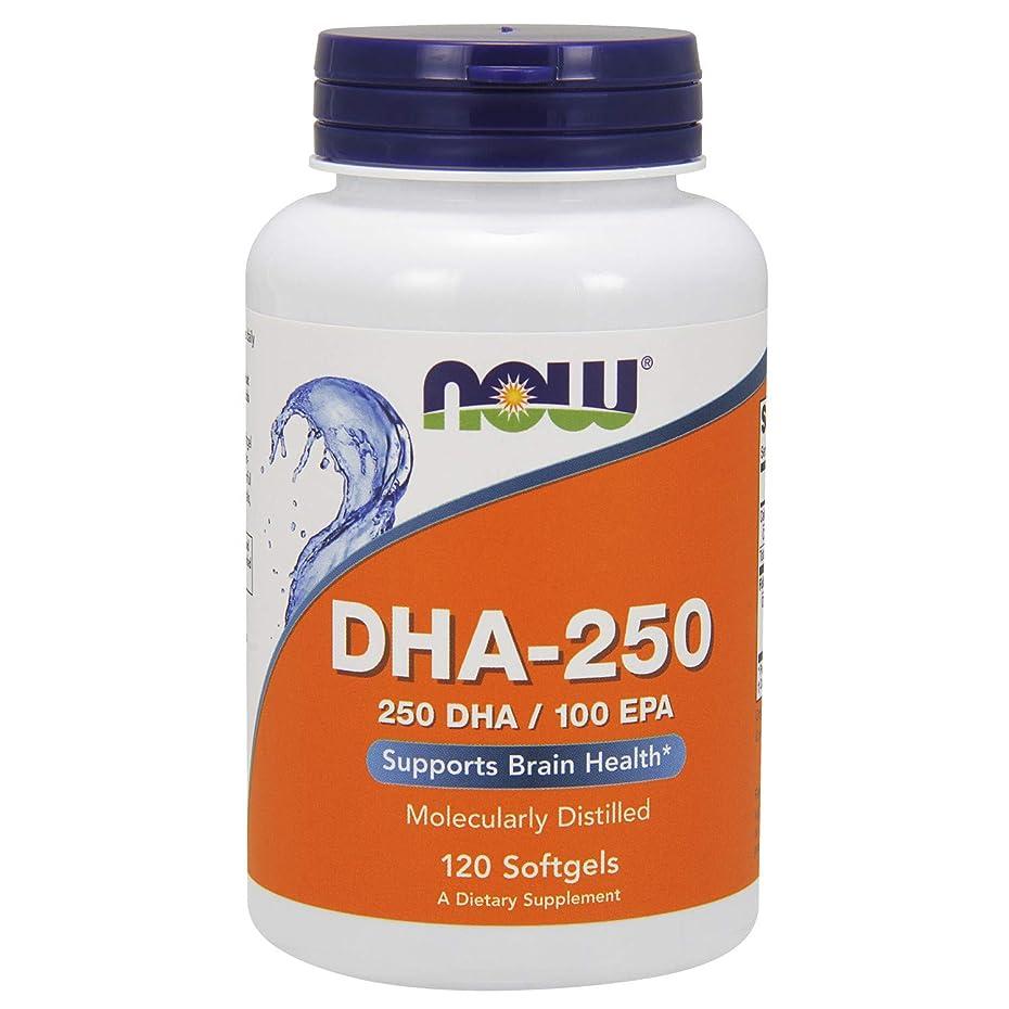 印象的な連想エイズ[海外直送品] ナウフーズ DHA 250mg 120粒