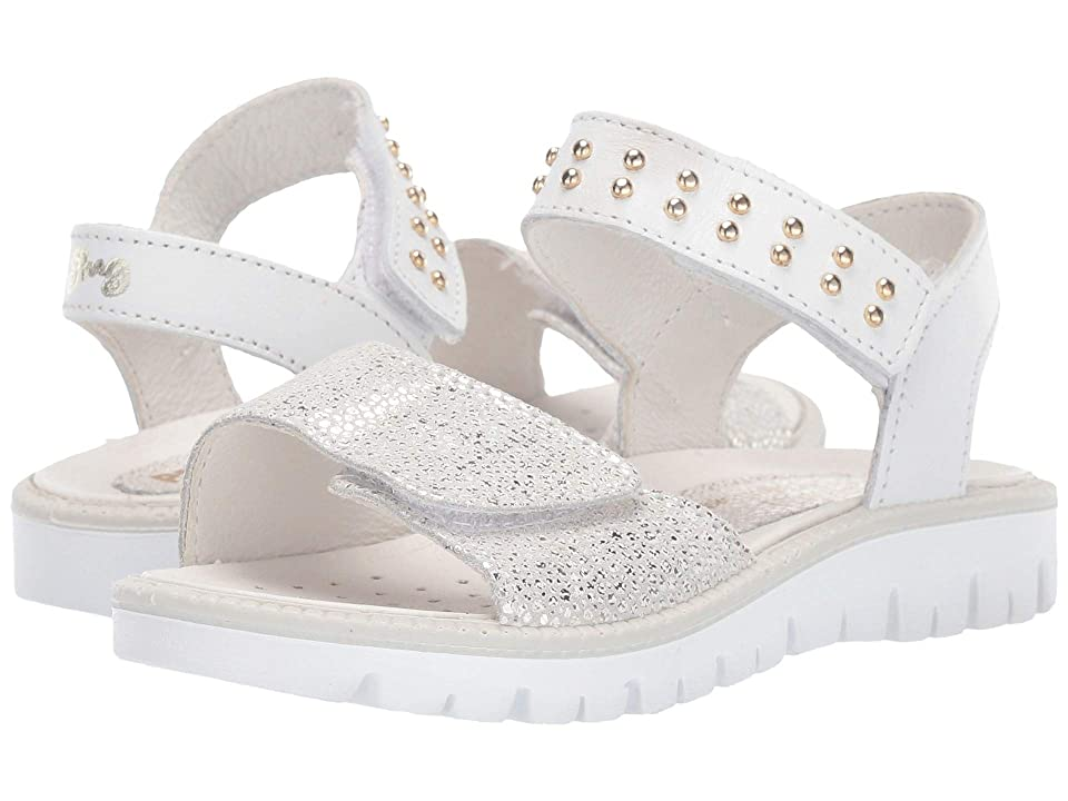 Primigi Kids PAX 33910 (Toddler/Little Kid) (White) Girls Shoes
