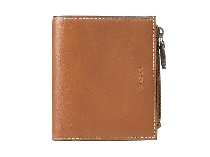 Lodis Accessories  Audrey RFID Aldis Wallet (Sequoia/Papaya) Wallet Handbags
