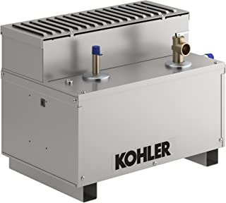 KOHLER K-5535-NA Invigoration Series Steam Generator, 15 kW