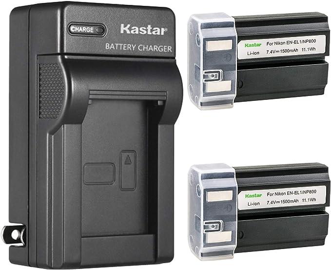 Coolpix 995 Digital Dimage A200 Digital Camera Kastar 4-Pack EN ...