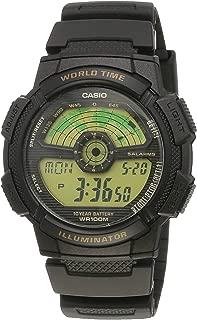 Casio Sport Watch Digital Display Quartz for Men