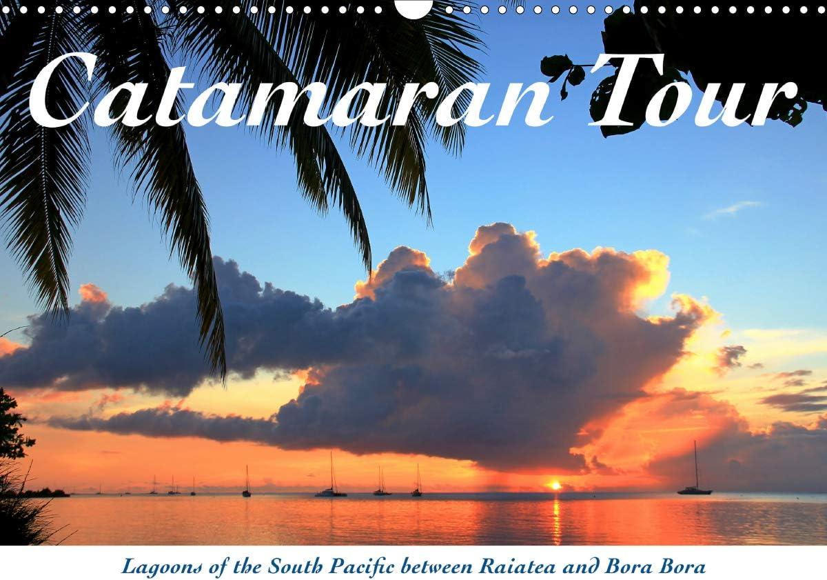 Catamaran Tour AL完売しました - Lagoons of The Calendar Pacific 新作入荷!! South 202 Wall