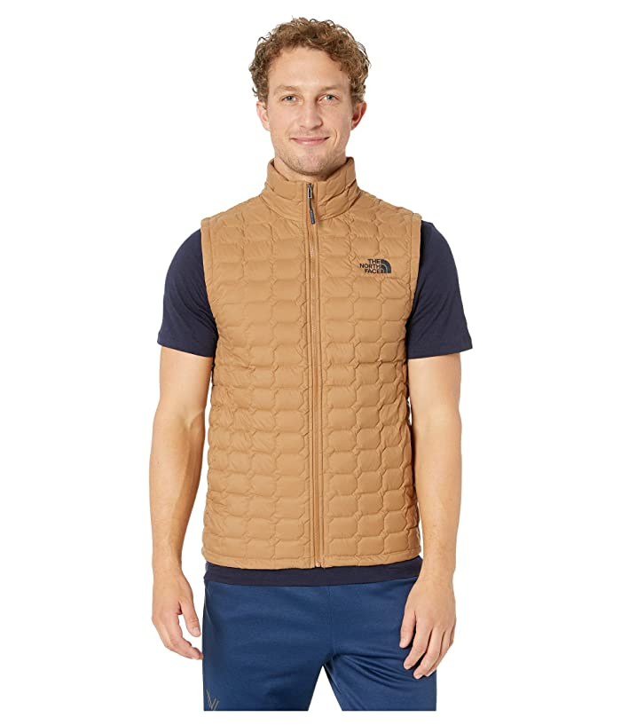 The North Face Thermoball Vest (Cargo Khaki Matte) Men