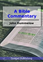 Dummelow's Bible Commentary
