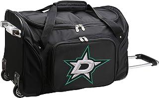NHL Wheeled Duffle Bag, 22-inches