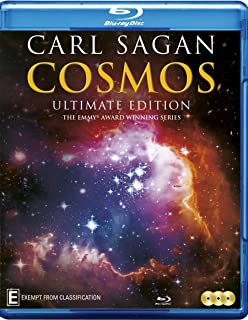 Carl Sagan: Cosmos (Ultimate Edition) (Blu-ray)
